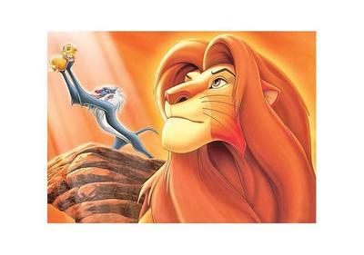 Disney lanza el musical de  El Rey León
