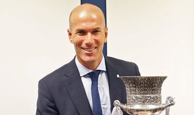 Las cifras de récord de Zidane: 90 partidos y siete títulos