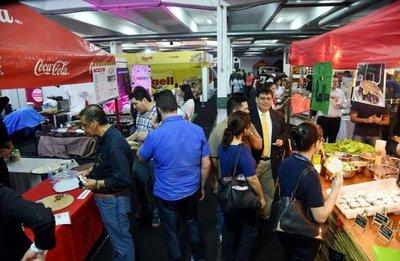"""Feria internacional """"A comer"""""""
