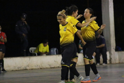 Deportivo Recoleta es finalista del torneo femenino de Futsal