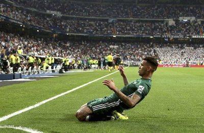"""""""Tony"""" tumbó al Real Madrid"""