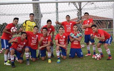 La Albirroja Sub 15 enfrentará a Chile en partido amistoso
