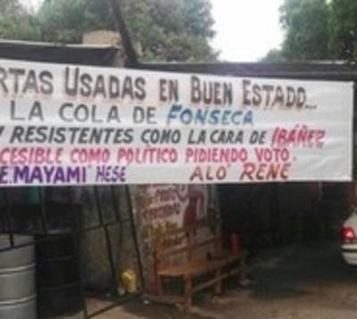 """Fonseca amenazó con demandar a gomero por """"mancharle su dignidad"""""""