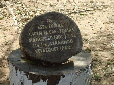 Guerra del Chaco: Una amistad que nació entre rivales