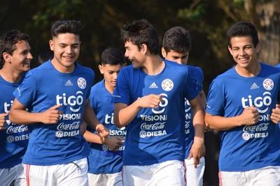 Albirroja Sub 15: 28 futbolistas activarán desde mañana en Ypané