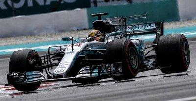 Hamilton saldrá desde la 'pole'