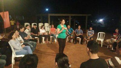 Candidata a diputada por MCC denuncia al clan ZI e inseguridad jurídica en la zona