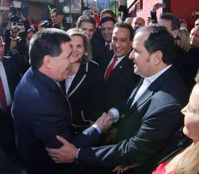 Samaniego aboga por más bancas para Asunción