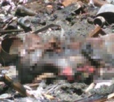 Hallan cadáver quemado en basural de Zeballos Cué