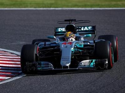 Lewis Hamilton destaca la labor del grupo