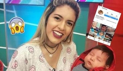 """El Hijo De Mily Brítez """"Denham Mael"""" Ya Tiene Redes Sociales"""