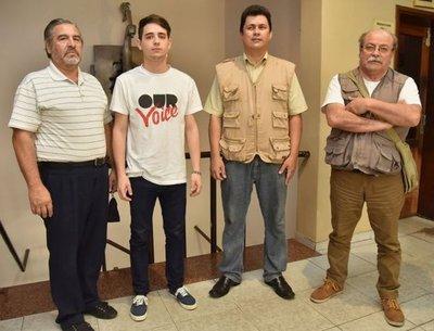 Anuncian manifestación por caso Pablo Medina