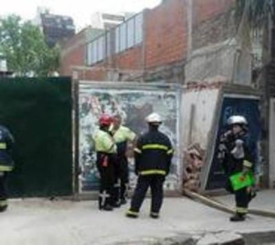 Fallecen dos obreros paraguayos tras derrumbe en Argentina
