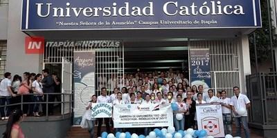 UCI CELEBRA SEGUNDA ACREDITACIÓN DE ENFERMERÍA