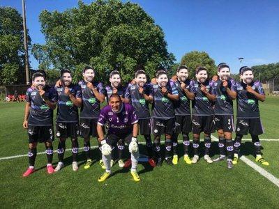Sacachispas homenajeó a Messi