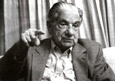 Máximo literato paraguayo debería haber cumplido 100 años en la fecha
