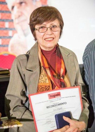 Yvytu yma, de Susy Delgado, gana el Premio Nacional de Literatura