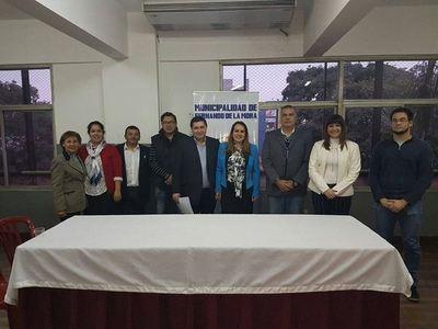 Congreso de vecinalistas se desarrolla en Fernando de la Mora