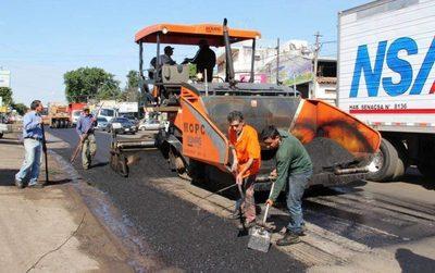 Autoridades de Ñemby solicitan caminos alternativos para agilizar tránsito