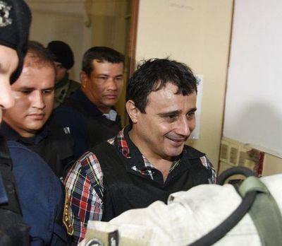 Juicio a Vilmar Acosta continúa este martes