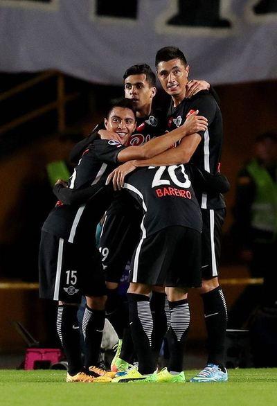 Libertad entra en acción en los cuartos de final de la Sudamericana