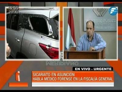 Se confirma suicidio de Willian Giménez