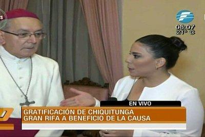 Rifa en apoyo a beatificación de Chiquitunga
