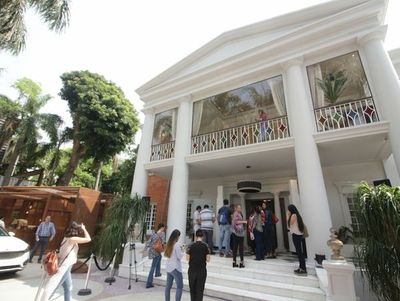Emma Viedma expone hoy en CASACOR Paraguay 2017