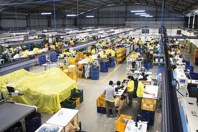 La industria crecerá 8,5% a fin de año, con más 30 mil nuevos empleos