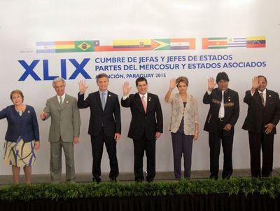 Mercosur: Paraguay asumirá presidencia pro tempore
