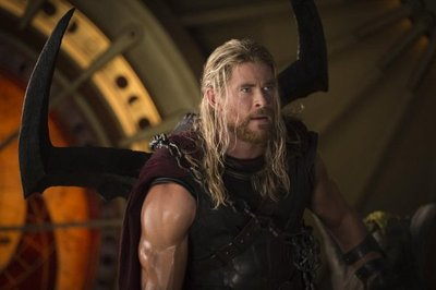 """Thor"" encabeza la taquilla norteamericana"