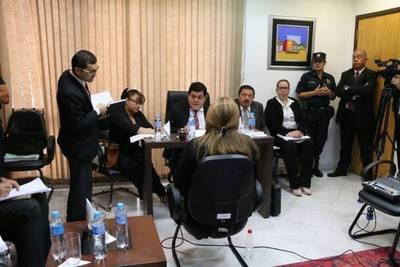 """Juicio a """"Neneco"""" Acosta: declaró diputada Villalba"""