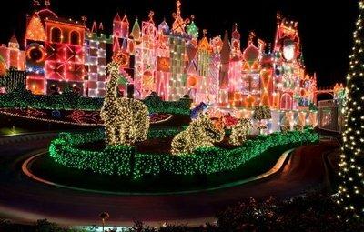 Disneyland lanza su temporada navideña