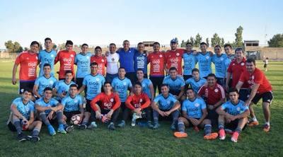 Brasil será el rival de Paraguay en semis