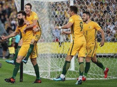 Australia, clasificada al Mundial