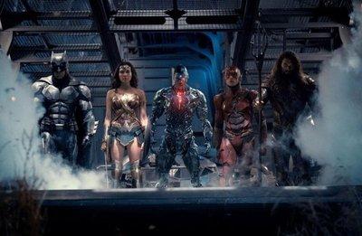 La Liga de la Justicia llega al cine