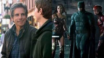 Superhéroes, fantasías y mucho drama en las carteleras de cine