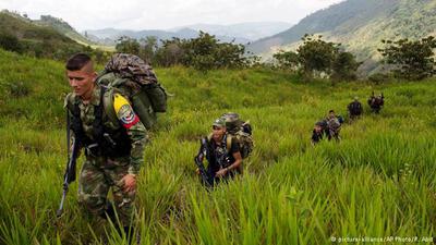 Exguerrilleros de las FARC abandonaron zonas de reincorporación