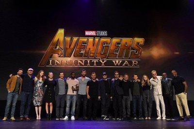 Marvel lanza primer trailer de Avengers: Infinity War