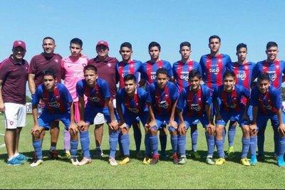 Cerro Porteño es el campeón en la Sub 14