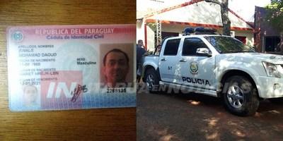 INCIDENTE EN EL CIRCUITO COMERCIAL DE ENCARNACIÓN