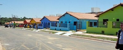 Pobladores de Chacarita empezaron la mudanza al barrio San Francisco