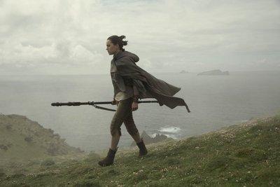 """""""Star Wars"""" vuelve a los cines con """"Los Últimos Jedi"""""""