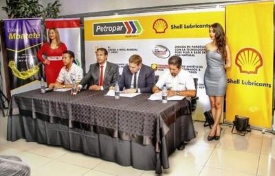 Petropar y Shell Lubricants pactan alianza estratégica
