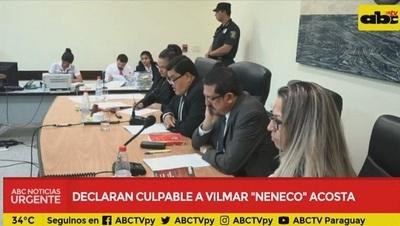 """Declaran culpable a """"Neneco"""" por asesinato de periodista"""
