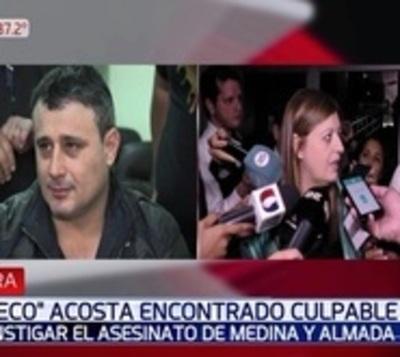Crimen de Pablo Medina: Sentencia se conocerá en cinco días