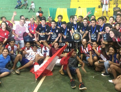 San Lorenzo, flamante campeón en Franco