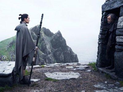 Star Wars: The Last Jedi logra USD 45 millones en EEUU