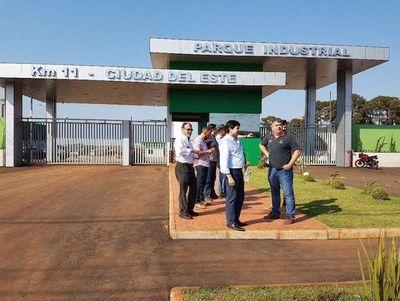 Habilitan dos nuevos Parques Industriales en Ciudad del Este