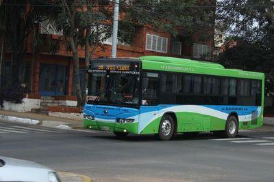 Servicio de transporte público operará al 60% durante elecciones